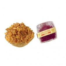 250 gram Kishmish/Dry grapes and 1 Gram Diamond Saffron
