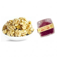 250 gram Kashmiri Walnut Kernel and 1 Gram Diamond Saffron