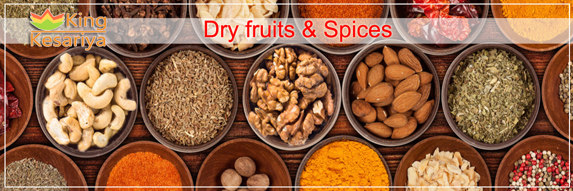Dry Fruits and spices