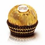 Saffron & Ferrero Rocher
